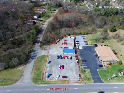 Blount County Commercial For Sale: 2001 W Broadway Ave