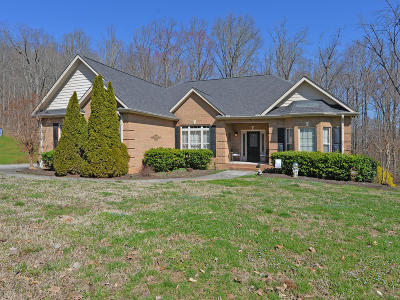 Powell Single Family Home For Sale: 124 Mockingbird Hill Lane