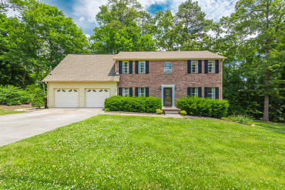 Knoxville Single Family Home For Sale: 1104 Wildtree Lane