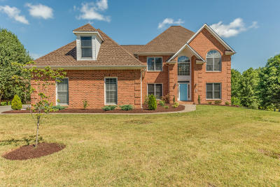 Knoxville Single Family Home For Sale: 12401 Fort West Drive