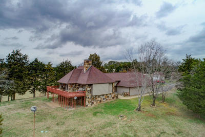 Dandridge, Sevierville Single Family Home For Sale: 1300 Cobblestone Lane
