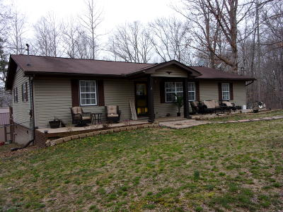 Lafollette Single Family Home For Sale: 133 Oak Top Lane