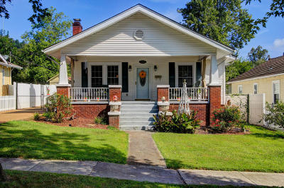 Knoxville Single Family Home For Sale: 1115 Fairfax Ave