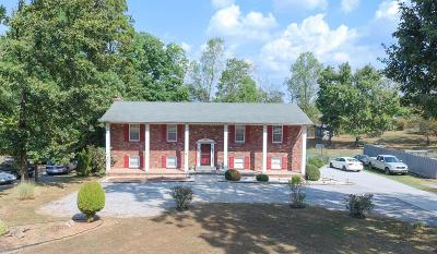 Knoxville Single Family Home For Sale: 212 Cogdill Rd