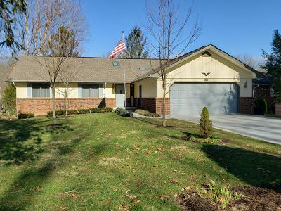 Crossville Single Family Home For Sale: 15 Meadowlark Circle