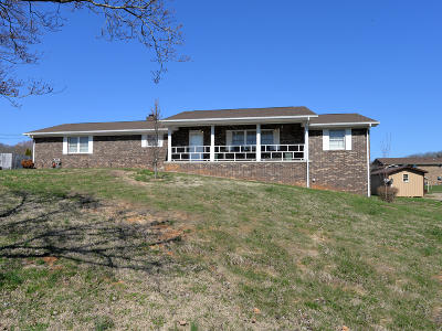 Knoxville Single Family Home For Sale: 7732 W Ogg Rd