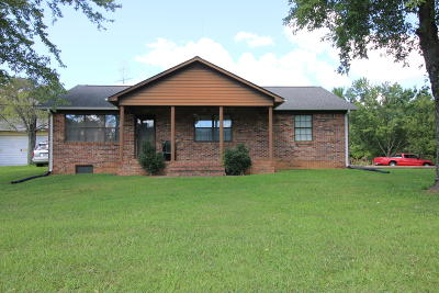 Cookeville Single Family Home For Sale: 124 Spring Creek Rd