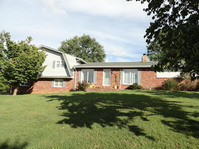 Harrogate Single Family Home For Sale: 200 Derby Drive