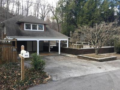 Gatlinburg Single Family Home For Sale: 616 Chewase Drive