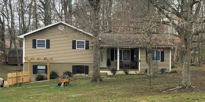 Seymour Single Family Home For Sale: 512 Oak Leaf Lane