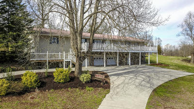 Maryville Single Family Home For Sale: 1333 Blockhouse Rd
