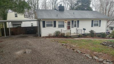 Anderson County Single Family Home For Sale: 81 Outer Drive