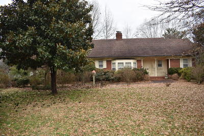 Middlesboro Single Family Home For Sale: 3118 W Cumberland Ave