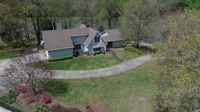 Single Family Home For Sale: 1070 Whites Creek Rd