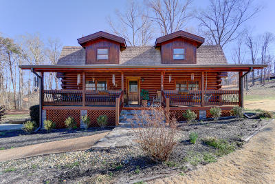 Madisonville Single Family Home For Sale: 121 Stephens Rd