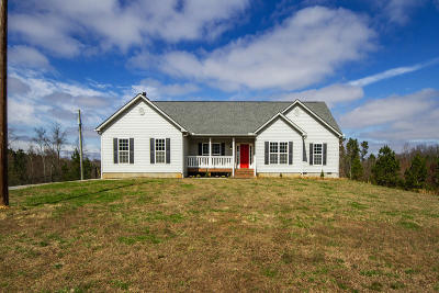 Loudon Single Family Home For Sale: 7480 Dry Valley Rd
