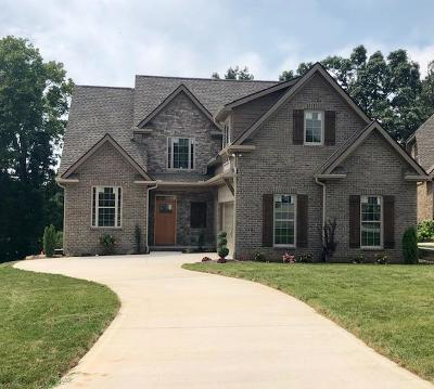 Knoxville Single Family Home For Sale: 8132 Crimson Tree Lane