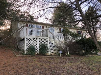 Lafollette Single Family Home For Sale: 257 Gamble Lane
