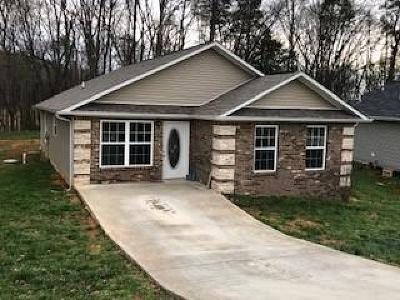 Sevierville Single Family Home For Sale: 1818 Watauga St