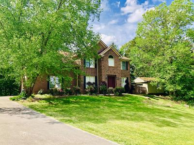 Anderson County Single Family Home For Sale: 302 Mariner Point Drive