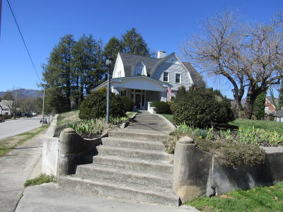 Middlesboro Single Family Home For Sale: 504 Gloucester Ave