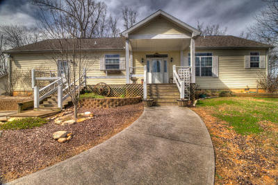Dandridge, Sevierville Single Family Home For Sale: 1048 Harbor Point Drive