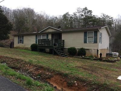 Maryville Single Family Home For Sale: 122 N Liberty Church Rd