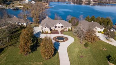 Crossville Single Family Home For Sale: 161 River Bend Drive