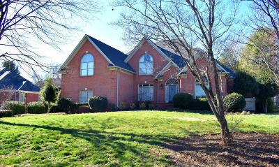 Knoxville Single Family Home For Sale: 12227 W Ashton Court