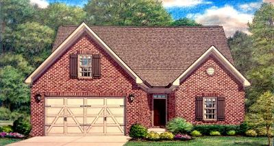 Knoxville Single Family Home For Sale: 714 Valley Glen Blvd