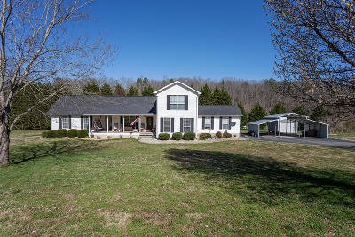 Tellico Plains Single Family Home For Sale: 153 McLemore Road