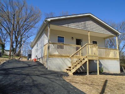 Knoxville Single Family Home Pending - Continue To Show: 908 Drive D
