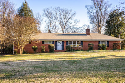 Maryville Single Family Home For Sale: 2363 Skyview Drive