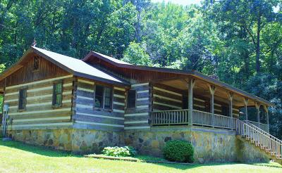Grainger County Single Family Home For Sale: 847 County House Rd