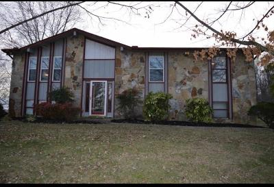 Knoxville Single Family Home For Sale: 7829 Cedarcrest Rd