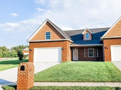 Crossville Condo/Townhouse For Sale: 127 Genesis Ave.