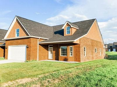 Crossville Condo/Townhouse For Sale: 139 Genesis Ave.