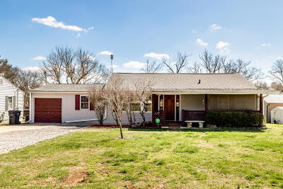 Knoxville Single Family Home For Sale: 704 Edwards Drive