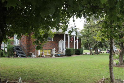 Maryville Single Family Home For Sale: 4760 Sevierville Rd