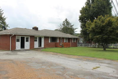 Maryville Single Family Home For Sale: 4764 Sevierville Rd