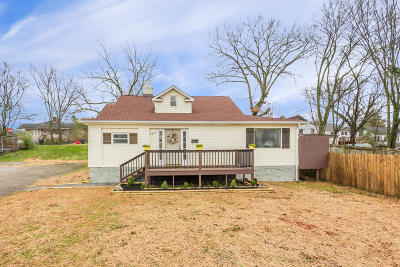 Knoxville Single Family Home For Sale: 1501 Edgewood Ave