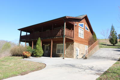 Pigeon Forge Single Family Home For Sale: 2613 Stonebrook Drive
