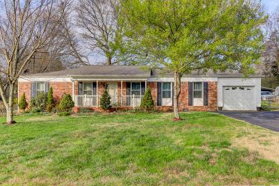 Knoxville Single Family Home For Sale: 301 Engert Rd