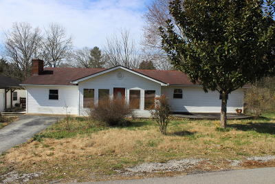 Lafollette Single Family Home For Sale: 189 College Park Rd