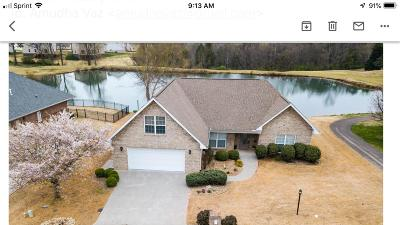 Maryville Single Family Home For Sale: 4919 Masters Drive