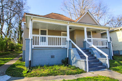 Knoxville Single Family Home For Sale: 2221 Martin Luther King Jr Ave