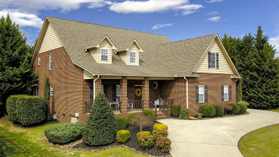 Maryville Single Family Home For Sale: 3911 Legends Way