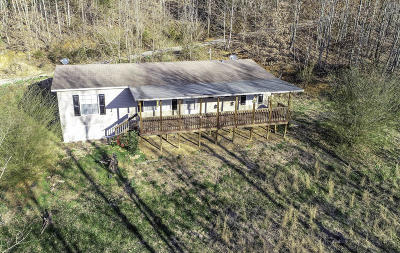 Cocke County Single Family Home For Sale: 135 Shiloh Rd