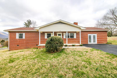 Anderson County, Campbell County, Claiborne County, Grainger County, Union County Single Family Home For Sale: 263 Eastwood Drive