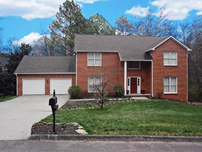 Knoxville Single Family Home For Sale: 11812 Rebel Pass